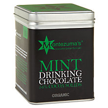 Buy Montezuma's Dark Mint Drinking Chocolate, 250g Online at johnlewis.com