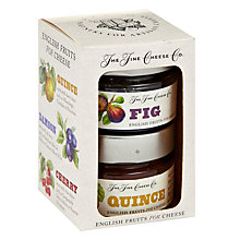 Buy The Fine Cheese Co. Fruits For Cheese Duo Online at johnlewis.com