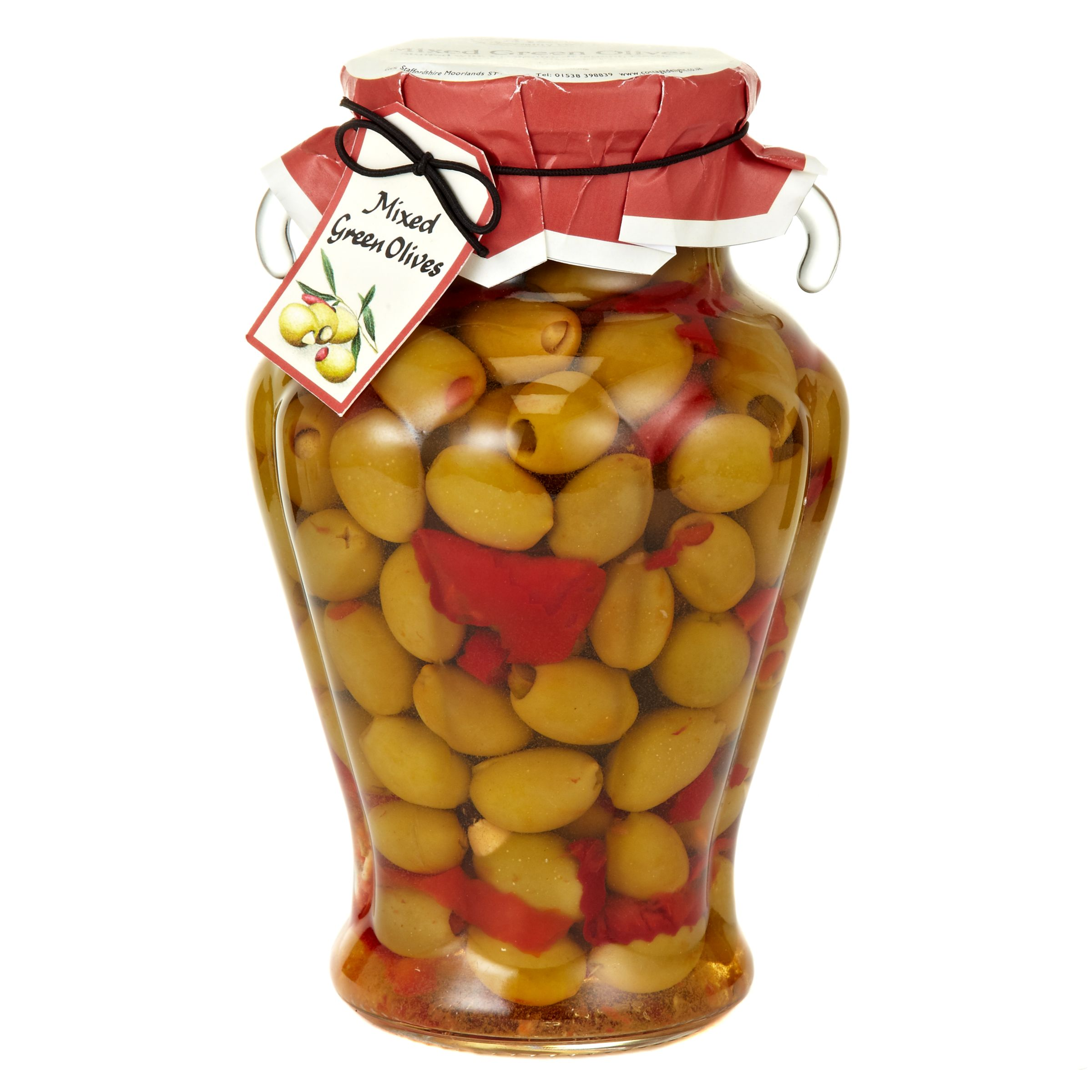 Cottage Delight Cottage Delight Giant Jar of Olives, 1.7kg