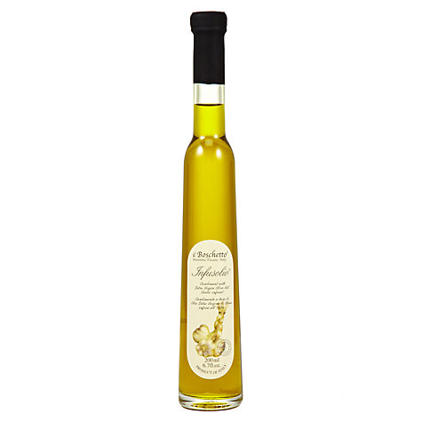 Buy Il Boschetto Garlic Infused Extra Virgin Olive Oil, 200ml Online at johnlewis.com