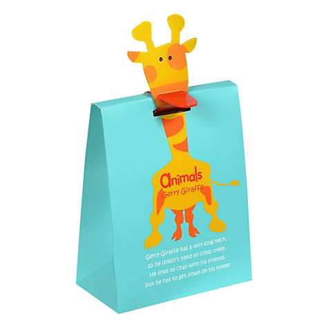 Buy Animals Gerry Giraffe Fizzy Sweets Pouch, 100g Online at johnlewis.com