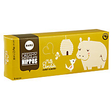 Buy BARU Milk Chocolate Nutty Hippos, Pack of 3 Online at johnlewis.com