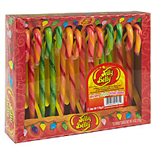 Buy Jelly Belly Cherry Mix Candy Canes, Pack of 12 Online at johnlewis.com