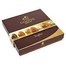 Buy Godiva Signature Truffles, 230g Online at johnlewis.com