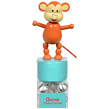 Buy Animals Mickey Monkey Milk Chocolate Balls Push Toy Set Online at johnlewis.com