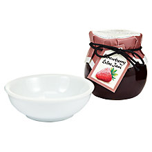 Buy Cottage Delight Strawberry Jam and Dish Set Online at johnlewis.com