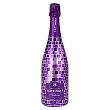 Buy Taittinger Nocturne Mosaic Champagne, 75cl Online at johnlewis.com