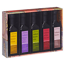 Buy Il Boschetto Infused Balsamic Selection, Set of 5 Online at johnlewis.com