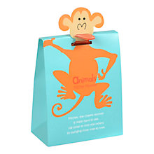 Buy Animals Mickey Monkey Mini Banana Bites Pouch, 100g Online at johnlewis.com