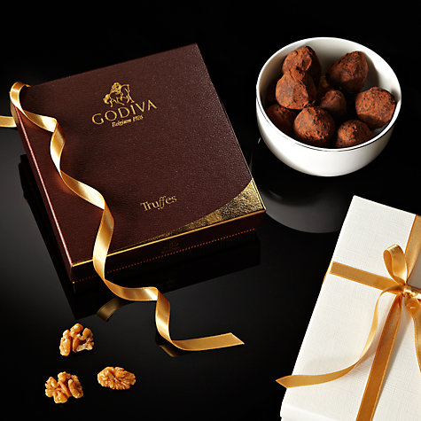 Buy Godiva Signature Truffles, 125g Online at johnlewis.com