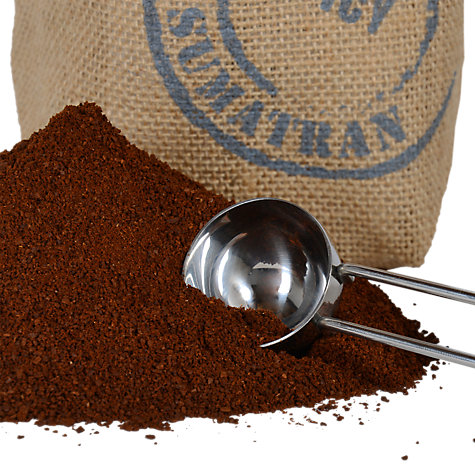 Buy Sumatran Ground Coffee Bag and Scoop Set, 227g Online at johnlewis.com