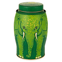 Buy Williamson Teas Green Nature Tea Caddy, 40 bags Online at johnlewis.com