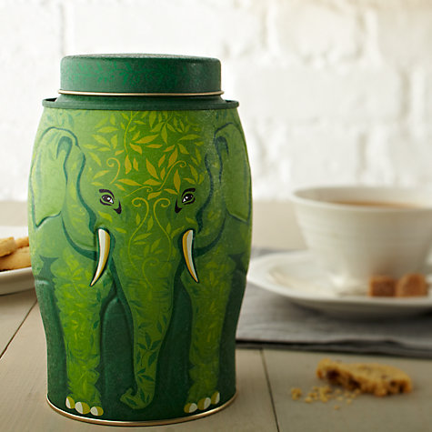 Buy Williamson Tea Green Nature Tea Caddy, 40 bags Online at johnlewis.com