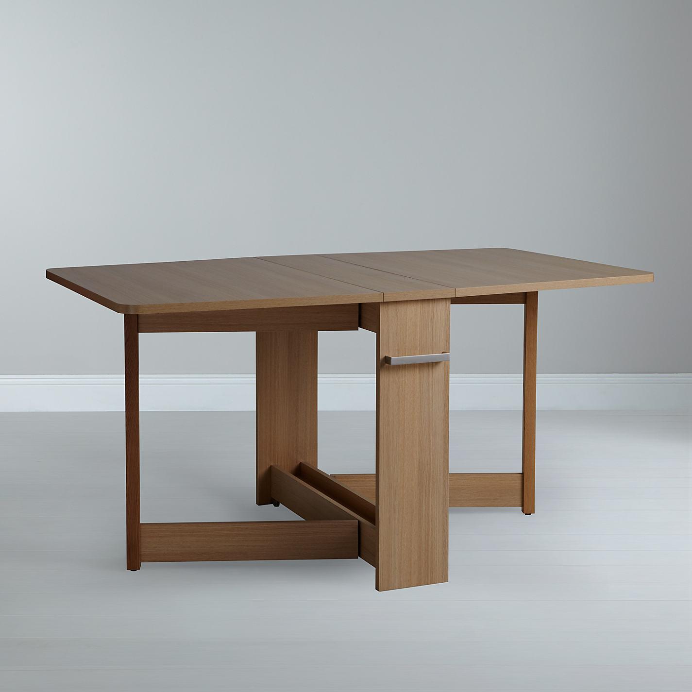 Fold Up Dining Room Tables Buy Leonhard Pfeifer For John Lewis Croyde 6 Seater Drop Leaf
