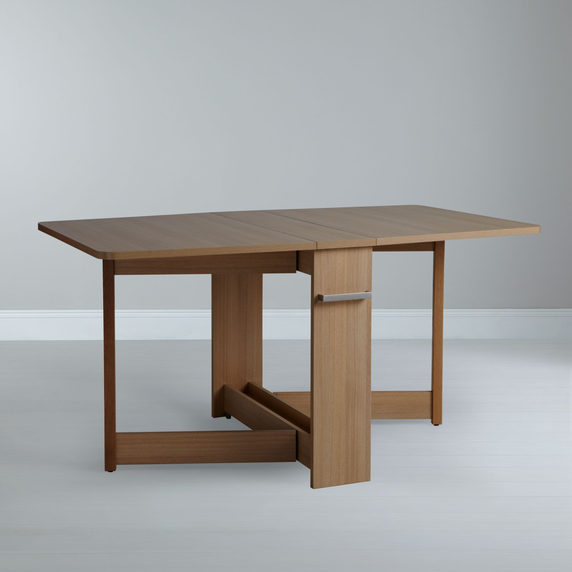 pfeifer for john lewis croyde 6 seater drop leaf folding dining table