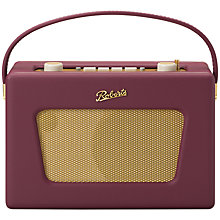 Buy ROBERTS Sovereign DAB/FM Digital Radio Online at johnlewis.com