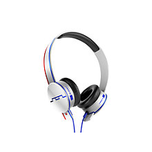 Buy Sol Republic Tracks HD Anthem On-Ear Headphones with Mic/Remote, Michael Phelps Edition Online at johnlewis.com