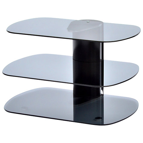 Buy Off the Wall Sky 1000 Silver/Clear TV Stand Online at johnlewis.com