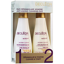Buy Decléor Aroma Cleanse Duo Set x 200ml Online at johnlewis.com