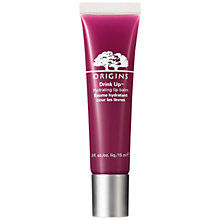 Buy Origins Drink Up™ Hydrating Lip Balm, 15ml Online at johnlewis.com