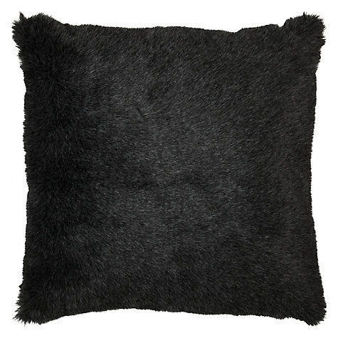 Buy John Lewis Faux Fur Floor Cushion Online at johnlewis.com