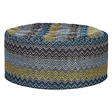 Buy Harlequin Chevron Pouffe Online at johnlewis.com