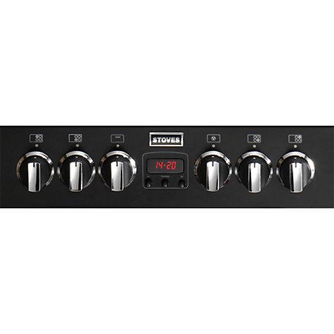 Buy Stoves Richmond 550DFW Dual Fuel Mini Range Cooker Online at