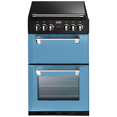 Buy Stoves Richmond 550DFW Dual Fuel Mini Range Cooker Online at