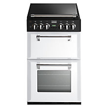 Buy Stoves Richmond 550DFW Dual Fuel Mini Range Cooker Online at johnlewis.com