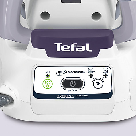 Buy Tefal GV7555 Steam Generator Iron Online at johnlewis.com