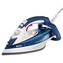 Buy Tefal FV5370 AquaSpeed Steam Iron Online at johnlewis.com