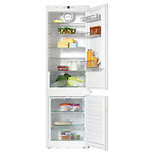 Buy Miele KDN37132 iD Integrated Fridge Freezer, A++ Energy Rating, 56cm Wide Online at johnlewis.com