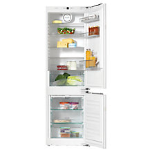 Buy Miele KDN37232 iD Integrated Fridge Freezer, A++ Energy Rating, 56cm Wide Online at johnlewis.com