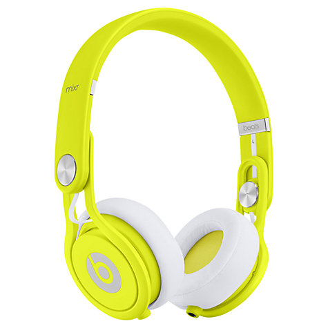 Buy Beats™ by Dr. Dre Mixr On-Ear Headphones Online at johnlewis.com