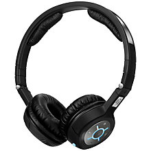 Buy Sennheiser MM400-X On-Ear Bluetooth Headphones with Mic/Remote, Black Online at johnlewis.com