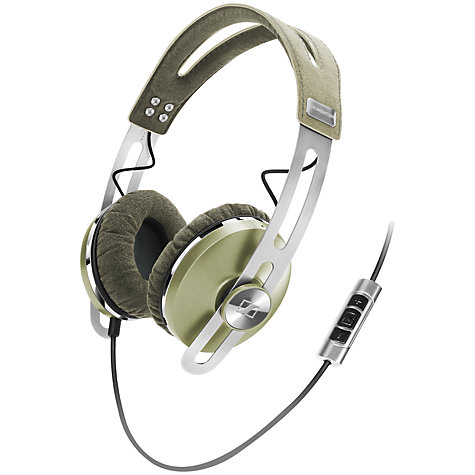 Buy Sennheiser Momentum On-Ear Headphones with Mic/Remote Online at johnlewis.com