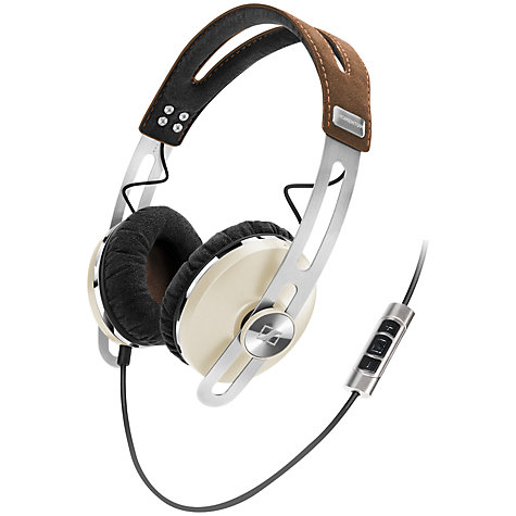 Buy B&W P5 On-Ear Headphones, Black Online at johnlewis.com