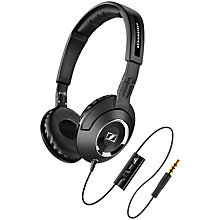 Buy Sennheiser HD 219s On-Ear Headphones, Black Online at johnlewis.com