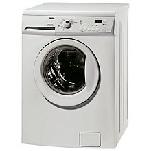 Buy Zanussi ZWJ7140W Washing Machine, 9kg Load, A++ Energy Rating, 1400rpm Spin, White Online at johnlewis.com