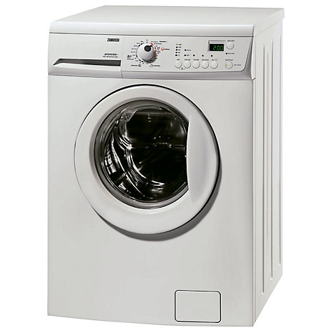 Buy Zanussi ZWJ7140W Washing Machine, 9kg Load, A+++ Energy Rating, 1400rpm Spin, White Online at johnlewis.com