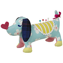 Buy John Lewis Sausage Dog Pin Cushion Online at johnlewis.com