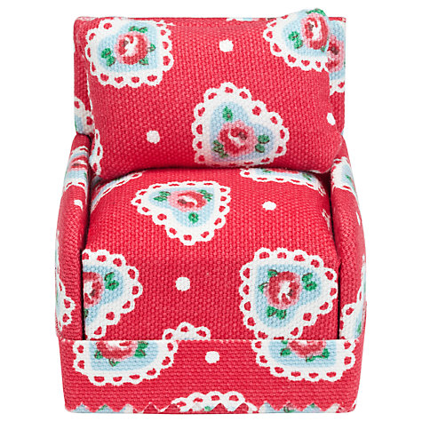 Buy Cath Kidston Sweetheart Rose Pin Cushion Online at johnlewis.com