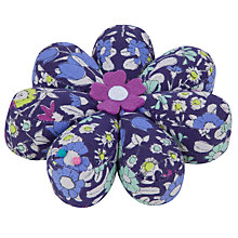 Buy John Lewis Daisychain Print Pin Cushion, Multi Online at johnlewis.com