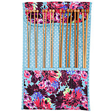Buy John Lewis Festive Floral Knitroll, Multi Online at johnlewis.com
