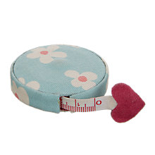 Buy John Lewis Sausage Dog Tape Measure, Blue Online at johnlewis.com