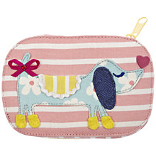 Buy John Lewis Sausage Dog Zipped Sewing Kit Online at johnlewis.com