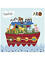 Happy Spaces Noah's Ark Canvas Print