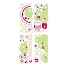 Buy Gro Hetty Height Chart Sticker Set Online at johnlewis.com