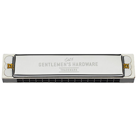 Buy Gentlemen's Hardware Harmonica Online at johnlewis.com