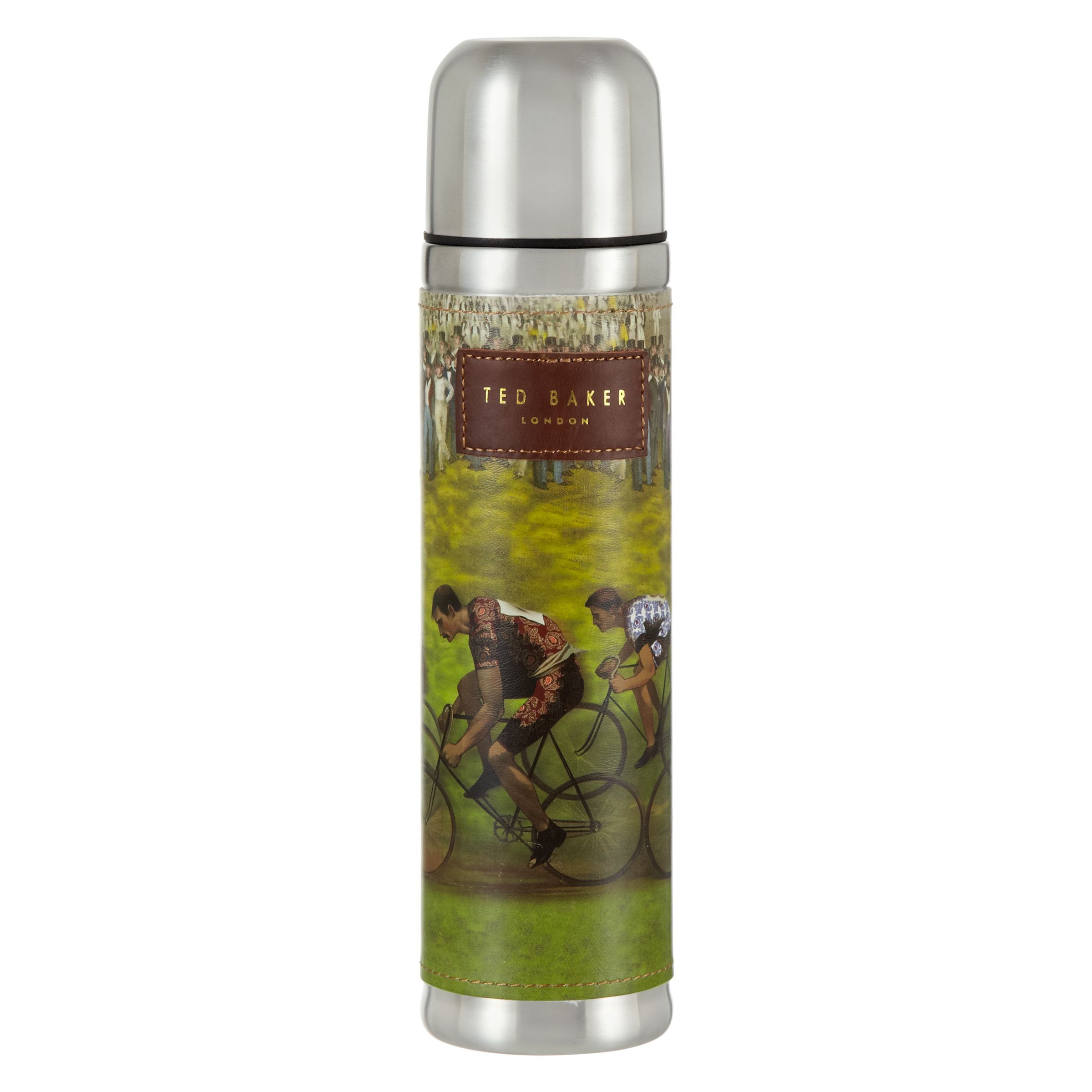 Ted Baker Cycling Flask, 500ml